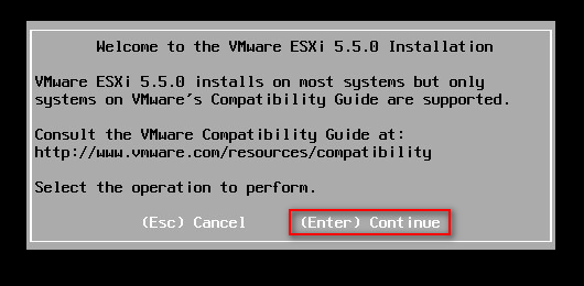 install-esxi5.5-1
